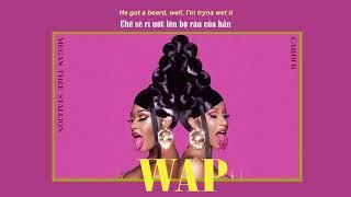 [Vietsub 18+] WAP - Cardi B ft. Megan Thee Stallion | Explicit Lyrics Video
