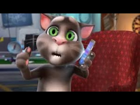 talking tom arbitro hp!!!!! colombia - brasil