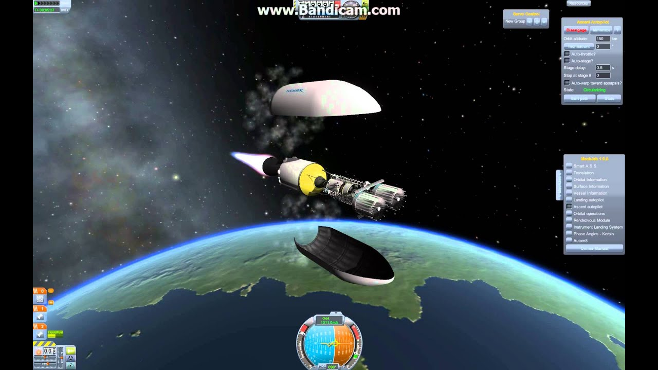 kerbal space program re entry - photo #8