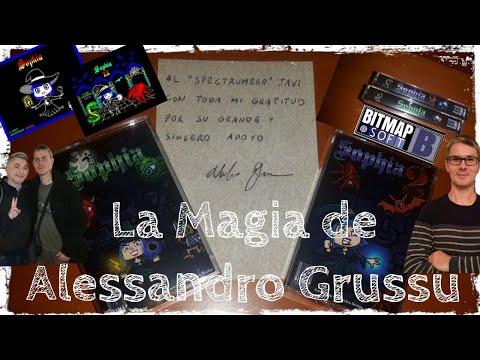 Unboxing: La Magia de Alessandro Grussu (Saga Sophia)