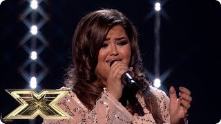 Scarlett Lee sings I'll Never Love Again | Live Shows Week 4 | The X Factor UK 2018