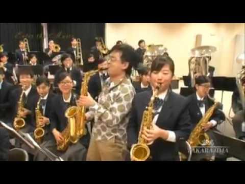 Treasure Island (Takarajima) Metropolitan Katakura High School (Nobuya Sugawa Inside)