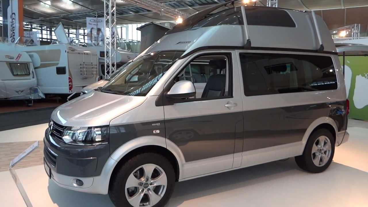 new vw multivan 4motion volkswagen transporter caravelle t5 california 2013 youtube. Black Bedroom Furniture Sets. Home Design Ideas