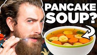 International Pancake Taste Test