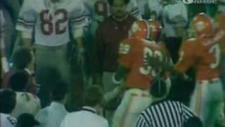 Woody Hayes vs Charlie Bauman - 1978 Gator Bowl
