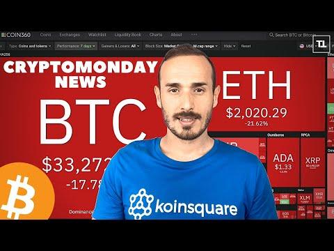 BITCOIN brutte Notizie dalla Cina  (o forse no..) - CryptoMonday NEWS w25/'21