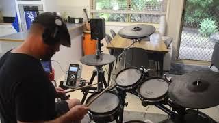 Sledgehammer HStyles drum cover