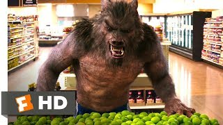 Goosebumps (6/10) Movie CLIP - Werewolf On Aisle 2 (2015) HD - YouTube