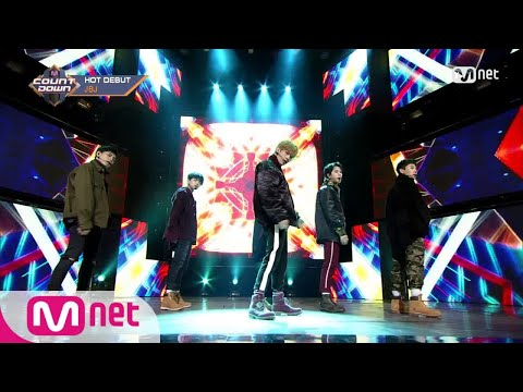 [JBJ - Say My Name] Debut Stage | M COUNTDOWN 171019 EP.545