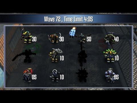 Robot Tsunami Deep Sea Rig Campaign Wave 72