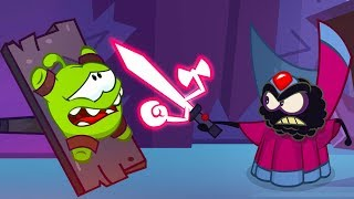 Om Nom Stories - Super-Noms: Gatecrasher  Part 2 (Cut the Rope) Super ToonsTV