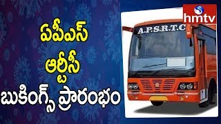APSRTC bus services start bookings for journeys after Apri..