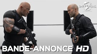 Fast & furious : hobbs & shaw :  bande-annonce 2 VOST