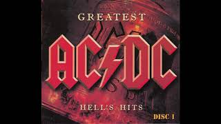 AC DC - Greatest Hell's Hits (DISC1)