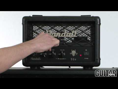 Randall RD5H Amp Head and RD112-D Cabinet