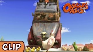 Oscar's Oasis - Emergency Stop! | HQ | Funny Cartoons