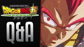 Dragon Ball Super Broly SPOILERS Q&A