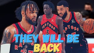 WHY The Toronto Raptors Will Be MUCH BETTER Next Season