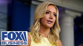 Kayleigh McEnany holds press briefing at White House | 8/4/2020