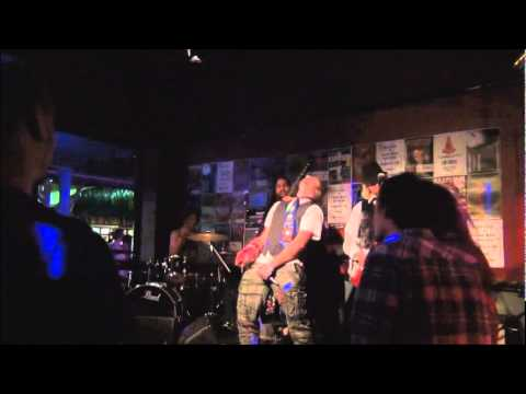 Touch Me I'm Sick - Whiskey & Speed (live at Rics 7th march 2012)