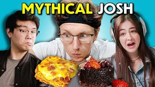 Teens React To Mythical Chef Josh