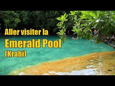 aller voir la emerald pool (krabi)