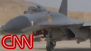 Pentagon: China 'likely' training pilots to target US