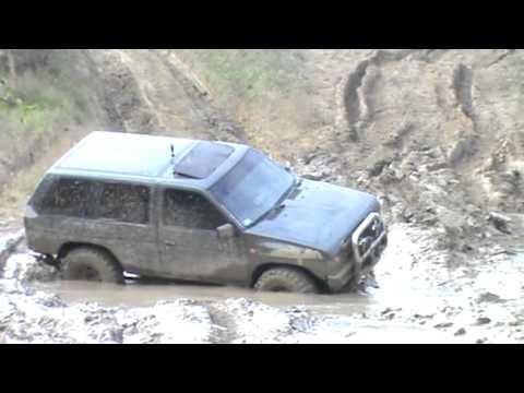 Nissan Terrano 4x4 - Secam -01