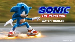 Sonic The Hedgehog   Download & Keep now   Official Trailer   Paramount Pictures UK