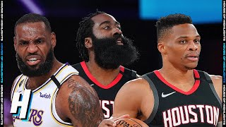 Houston Rockets vs Los Angeles Lakers - Full Game 5 Highlights | September 12, 2020 NBA Playoffs