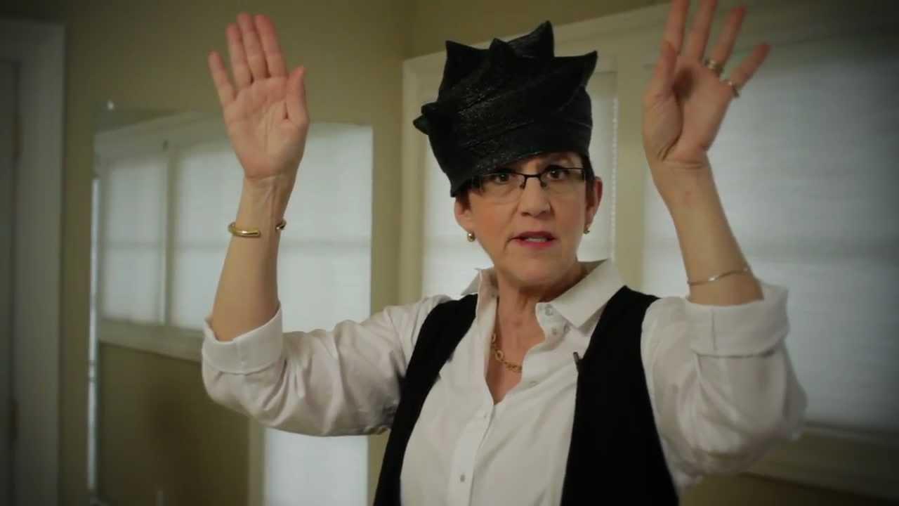 Jean Jennings and Ignatius's Hats - YouTube