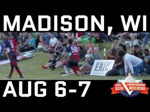 Championship Weekend V — Promo 3