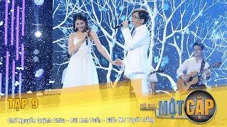 Trời Sinh Một Cặp mùa 2 Tập 9 | Chế Nguyễn Quỳnh Châu - Bùi Anh Tuấn - Giấc mơ tuyết trắng | VTV3