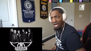 """FIRST TIME HEARING AEROSMITH  """"DREAM ON"""""""