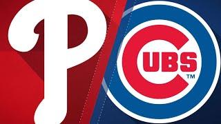 Eflin, Williams lead Phillies past Cubs: 6/5/18