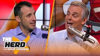 Clippers & Lakers are 2 best teams in NBA, talks Cowboys vs Patriots & more — Gottlieb | THE HERD