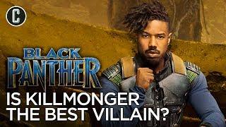 Black Panther: Is Michael B. Jordan's Killmonger the Best MCU Villain?