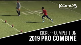 2019 Pro Combine | Kickoff Competition