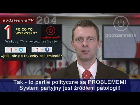 """Robią nas w konia: 1Polska na PodziemnaTV - """"a taki fajny kanał był"""" #204"""
