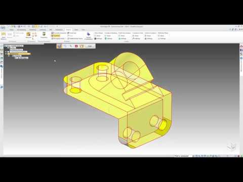 Solid Edge - Working with Imported Geometry - Ally PLM Lunch Bytes