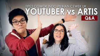British and Indonesian Culture Differences & Indonesian Guys Celebrity Comparison