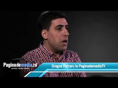 Paginademedia.ro. Dragoș Patraru, despre TVR