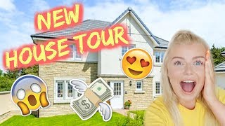 BRAND NEW HOUSE TOUR 😍🏡   Lucy Flight