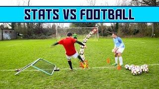 THE WORST GOALKEEPER ON YOUTUBE! | STATS VS FOOTBALL