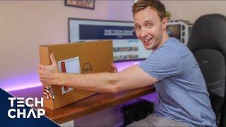 Dell XPS 15 9570 (2018) Unboxing! | The Tech Chap
