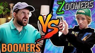 Boomers vs Gen Z