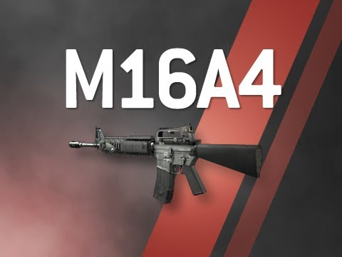 M16A4 - Modern Warfare 2 Multiplayer Weapon Guide - YouTube M16a4 Mw2