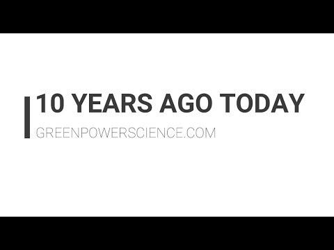 fresnel lens 10 YEARS AGO greenpowerscience  solar scorcher death ray
