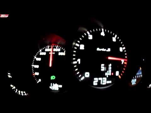 0-333 km/h w Porsche 911 Turbo S