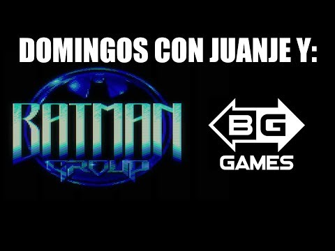 DOMINGOS CON JUANJE: BATMAN GROUP